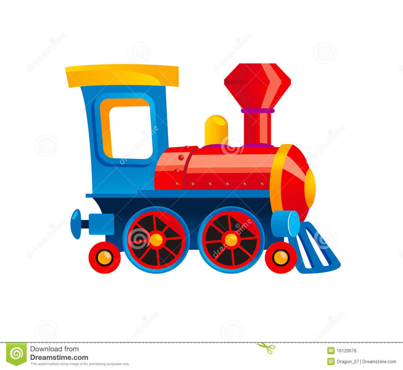 ... toy train clipart free ..