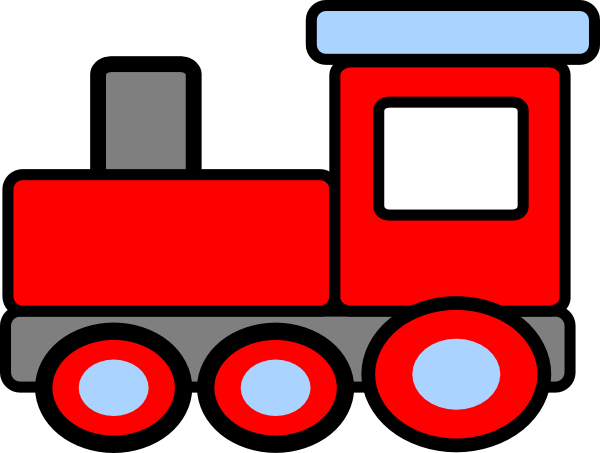 Toy Trains Clipart Free Clipart Images-Toy trains clipart free clipart images-8