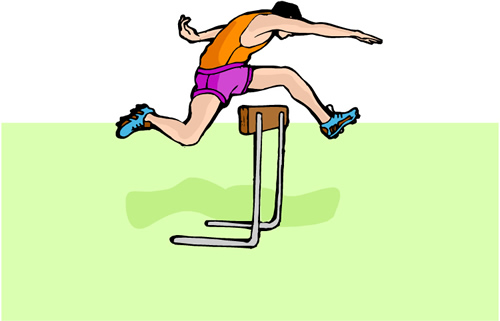 Track And Field Clip Art - Cl - Track And Field Clipart