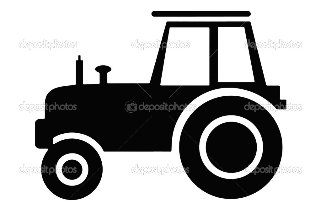 Tractor Clipart-tractor clipart-8
