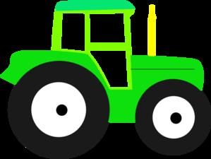 Tractor Clip Art At Vector .-Tractor clip art at vector .-9