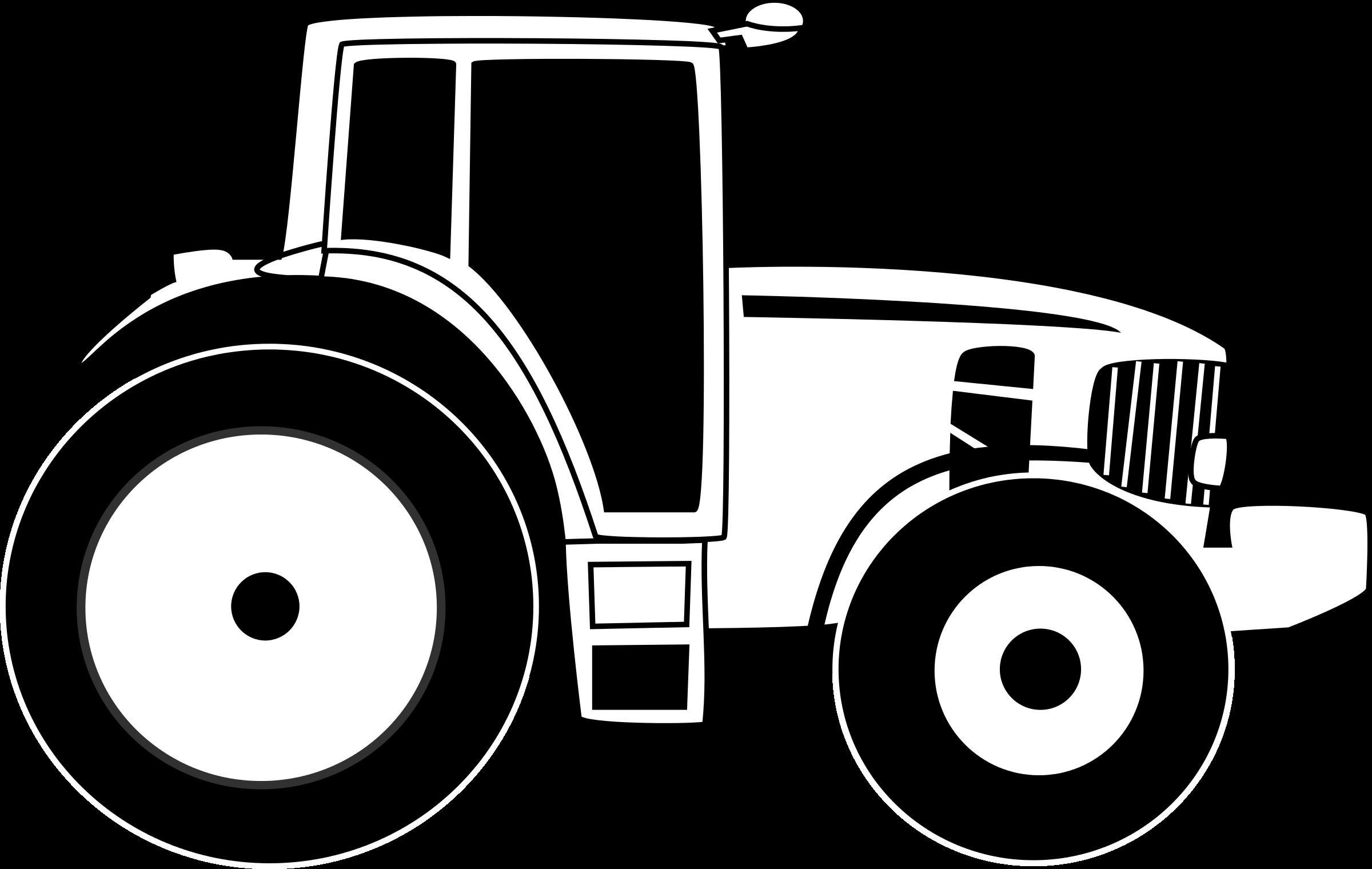 Tractor Clip Art - Tractor Clip Art