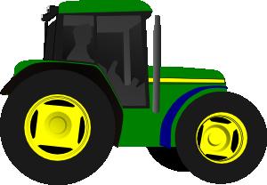 Tractor Clip Art-Tractor Clip Art-6