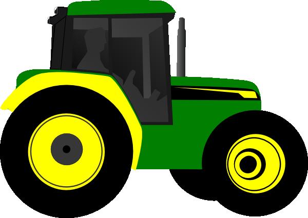 Tractor Clip Art-Tractor Clip Art-2