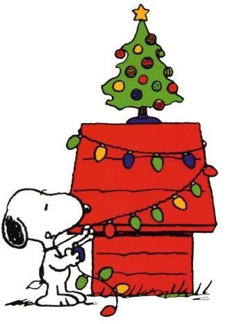 tradition- watching charlie b - Charlie Brown Christmas Clipart