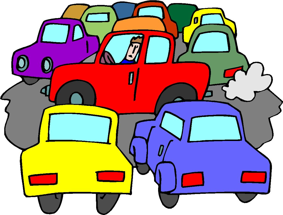 Traffic Clipart-traffic clipart-5
