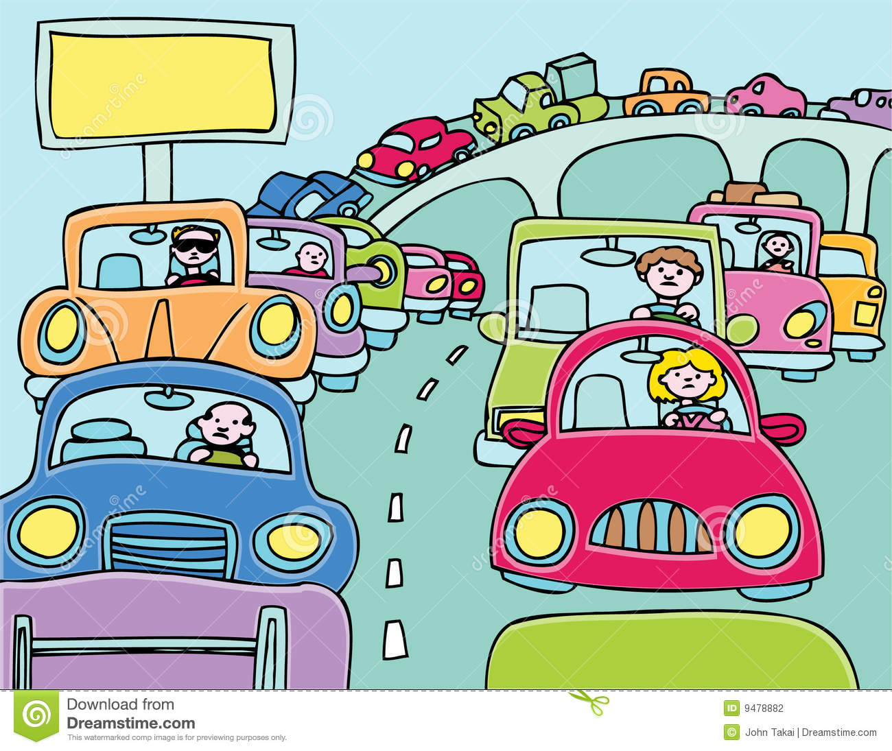 Traffic Clipart-traffic clipart-6