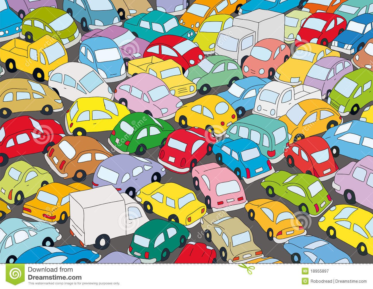 Traffic Clipart Car Traffic Jam-Traffic Clipart Car Traffic Jam-11
