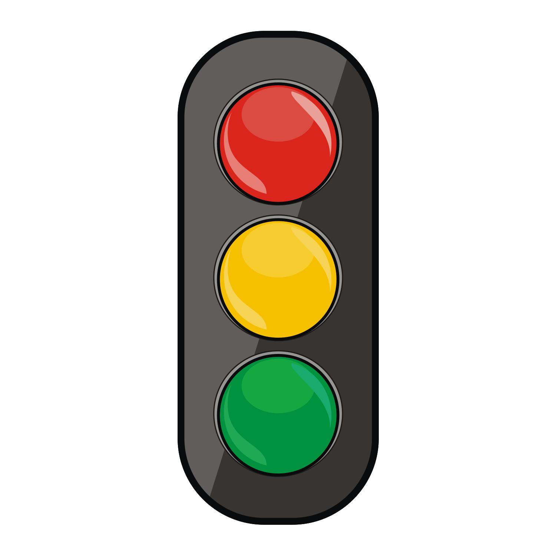 Traffic Light Png Hd PNG Image