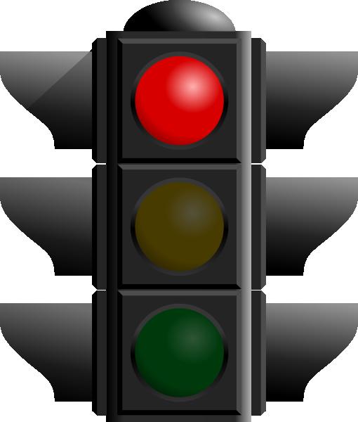 Traffic Light Red Clip Art-Traffic Light Red Clip Art-1