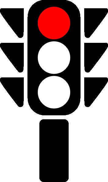 Traffic Semaphore Red Light Clip Art At -Traffic Semaphore Red Light Clip Art At Clker Com Vector Clip Art-0