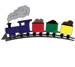 Train Clip Art-Train Clip Art-8