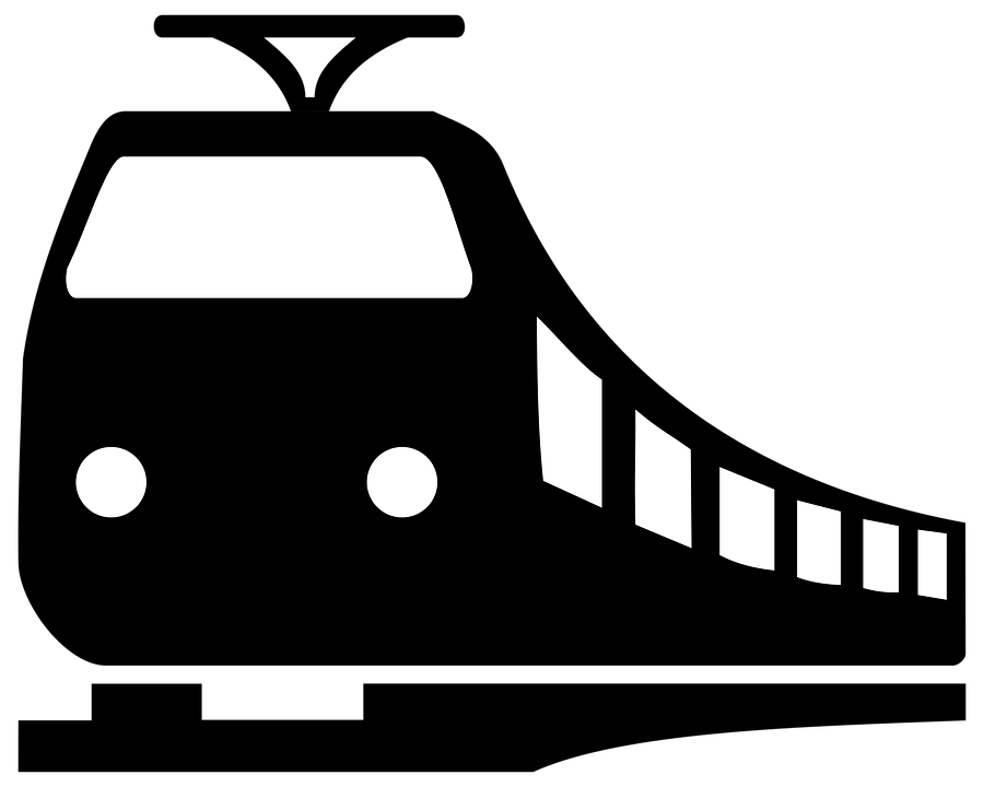 Train Clipart PNG-Train Clipart PNG-11