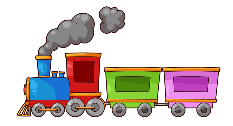Train free to use clip art