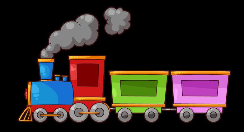 Train free to use clip art-Train free to use clip art-1