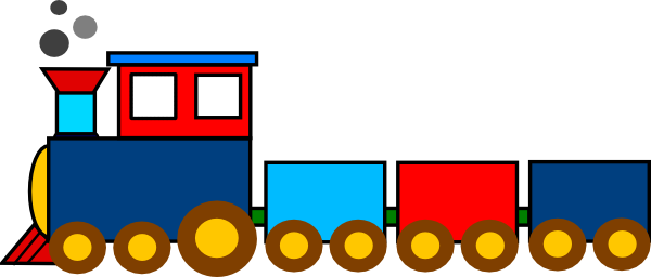 Train free to use cliparts