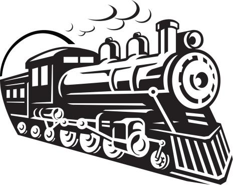 Train Icon vector art .-Train Icon vector art .-10