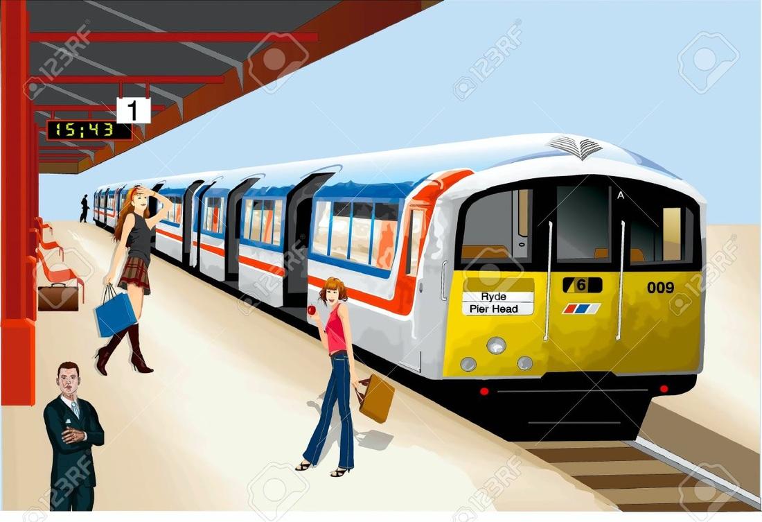 Train Station Clip Art-Train Station Clip Art-12