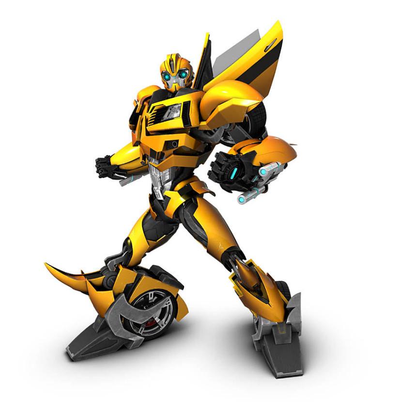 Transformers Animated Bumblebee Cartoon -Transformers Animated Bumblebee Cartoon Clipart Free Clip Art Images-14