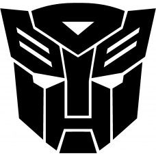 Transformers Clip Art Decal-Transformers Clip Art Decal-12