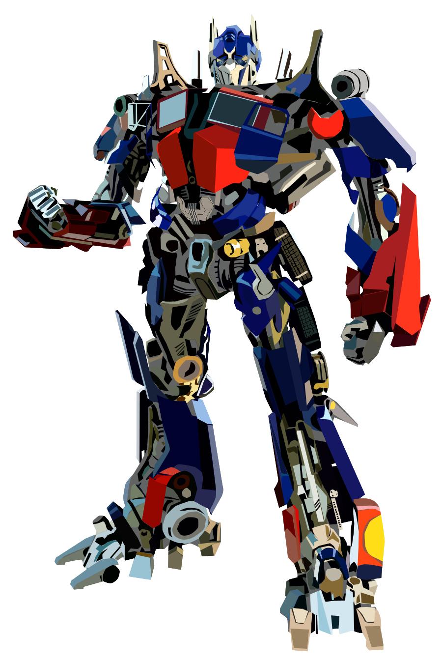 Transformers Vector Clipart-Transformers Vector Clipart-19