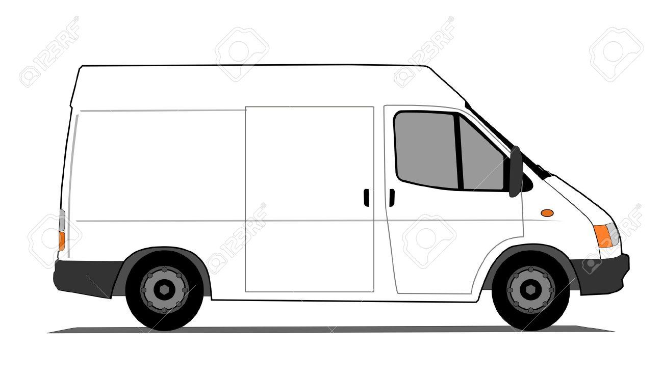 Transit Van: Delivery Van-transit van: Delivery van-6