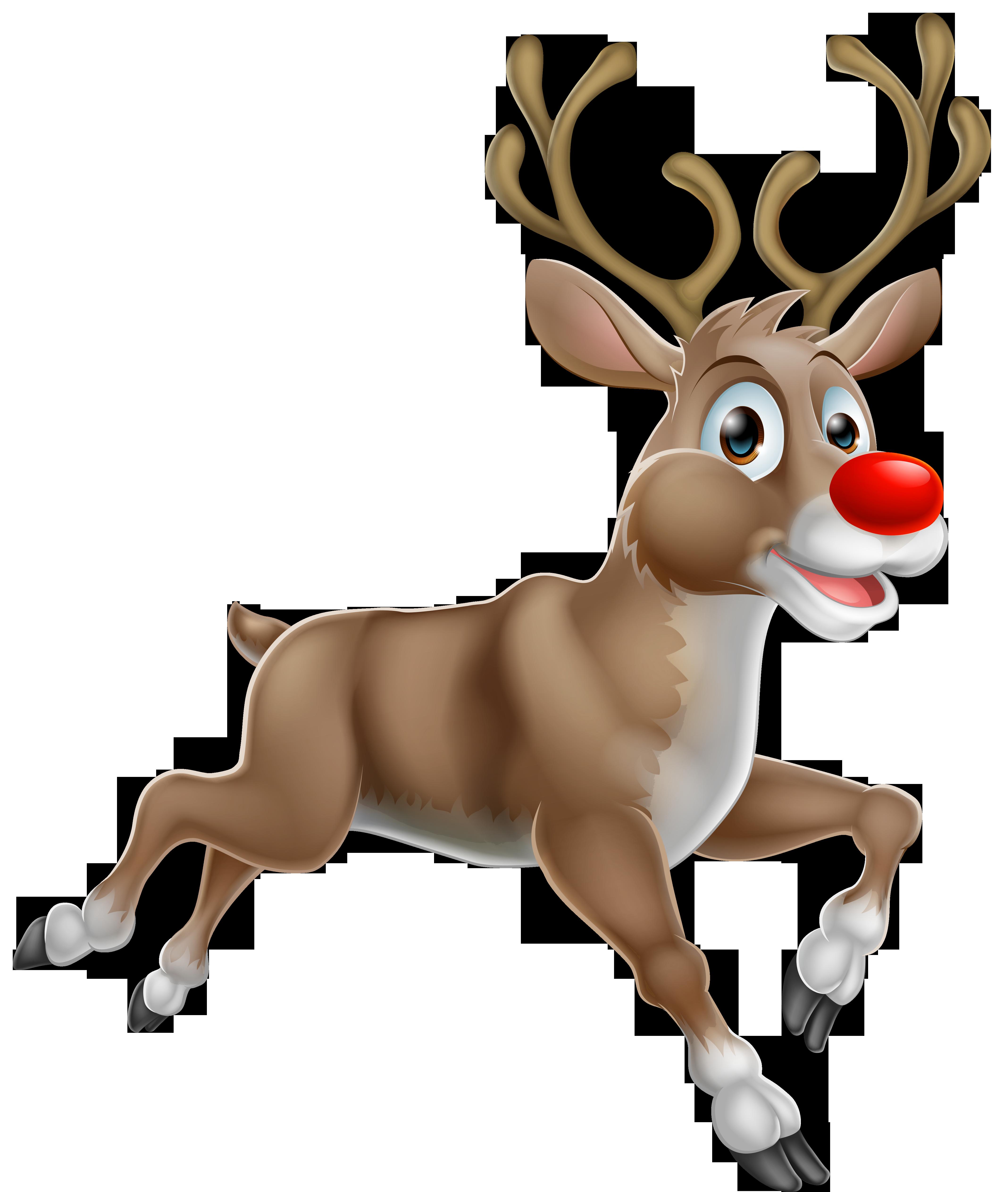 Transparent Christmas Rudolph PNG Clipar-Transparent Christmas Rudolph PNG Clipart-16