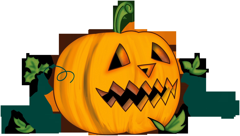 Transparent Halloween Clipart Halloween Pumpkin Clip Art
