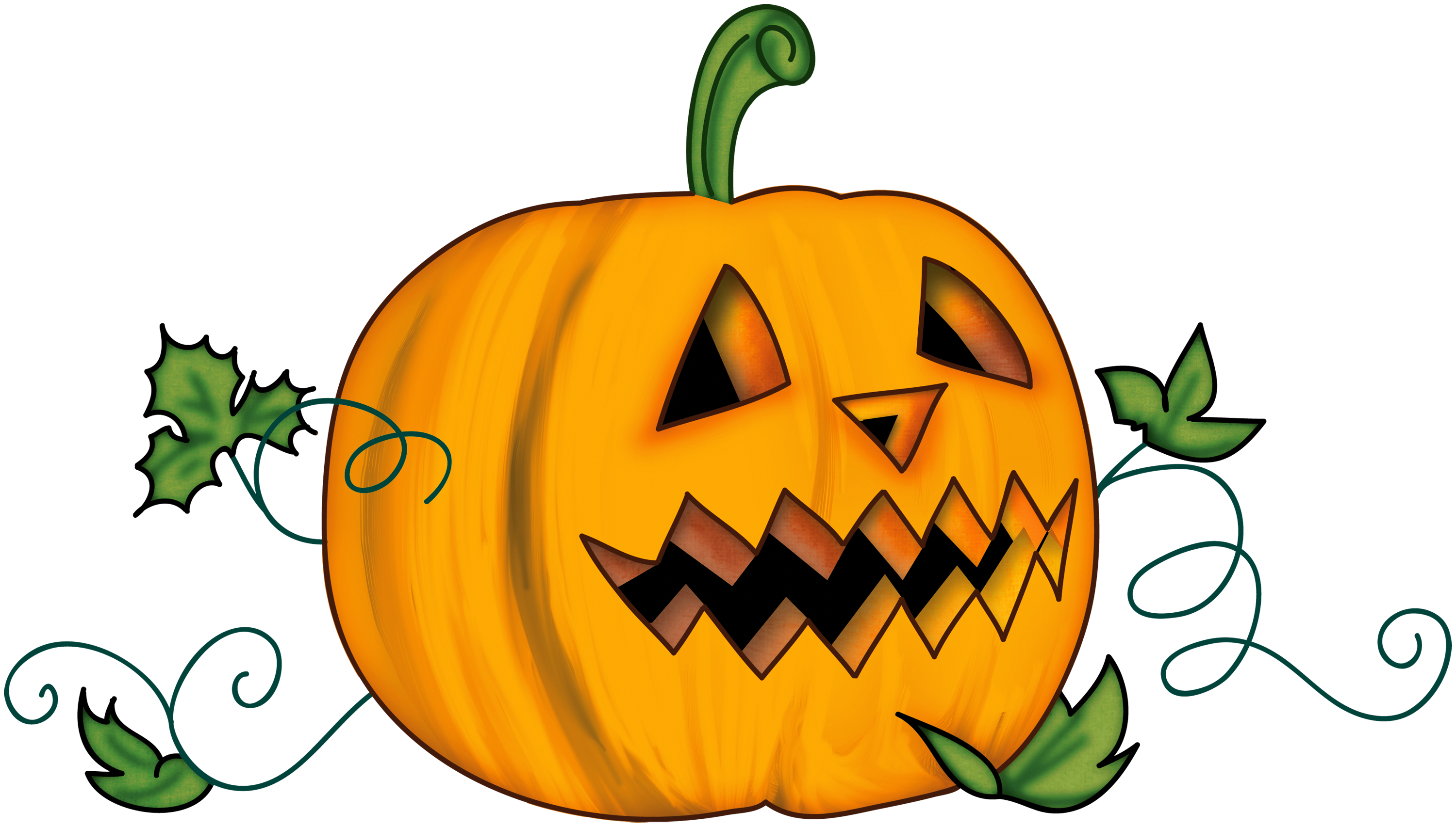 Transparent Halloween Clipart Halloween -Transparent Halloween Clipart Halloween Pumpkin Clip Art-18