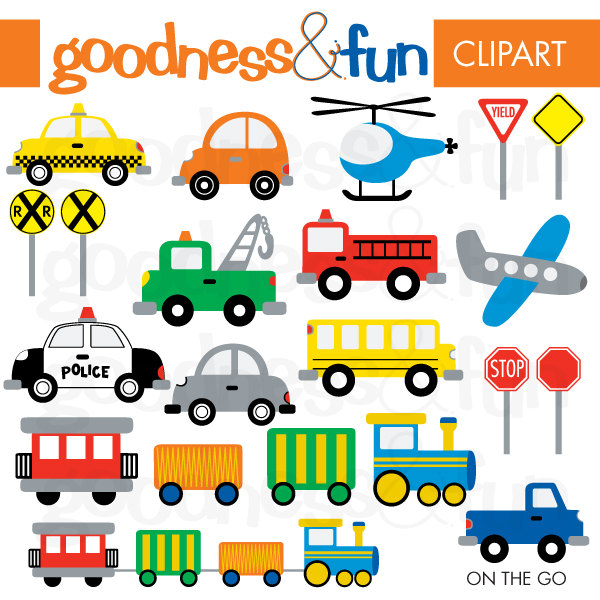 Transportation Clipart 49140 . vehicle clipart .