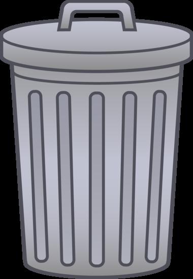 Trash Can Clip Art .. - Trash Clip Art