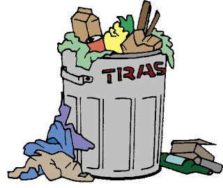 Trash Can Smelly Clipart ... Let-Trash Can Smelly Clipart ... Let-16
