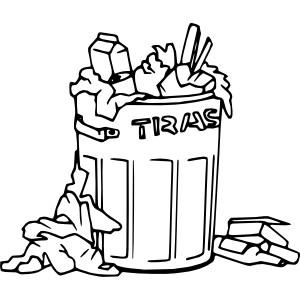 Trash clip art
