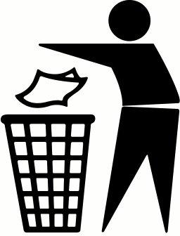 Trashcan-dont-pollute .-trashcan-dont-pollute .-17