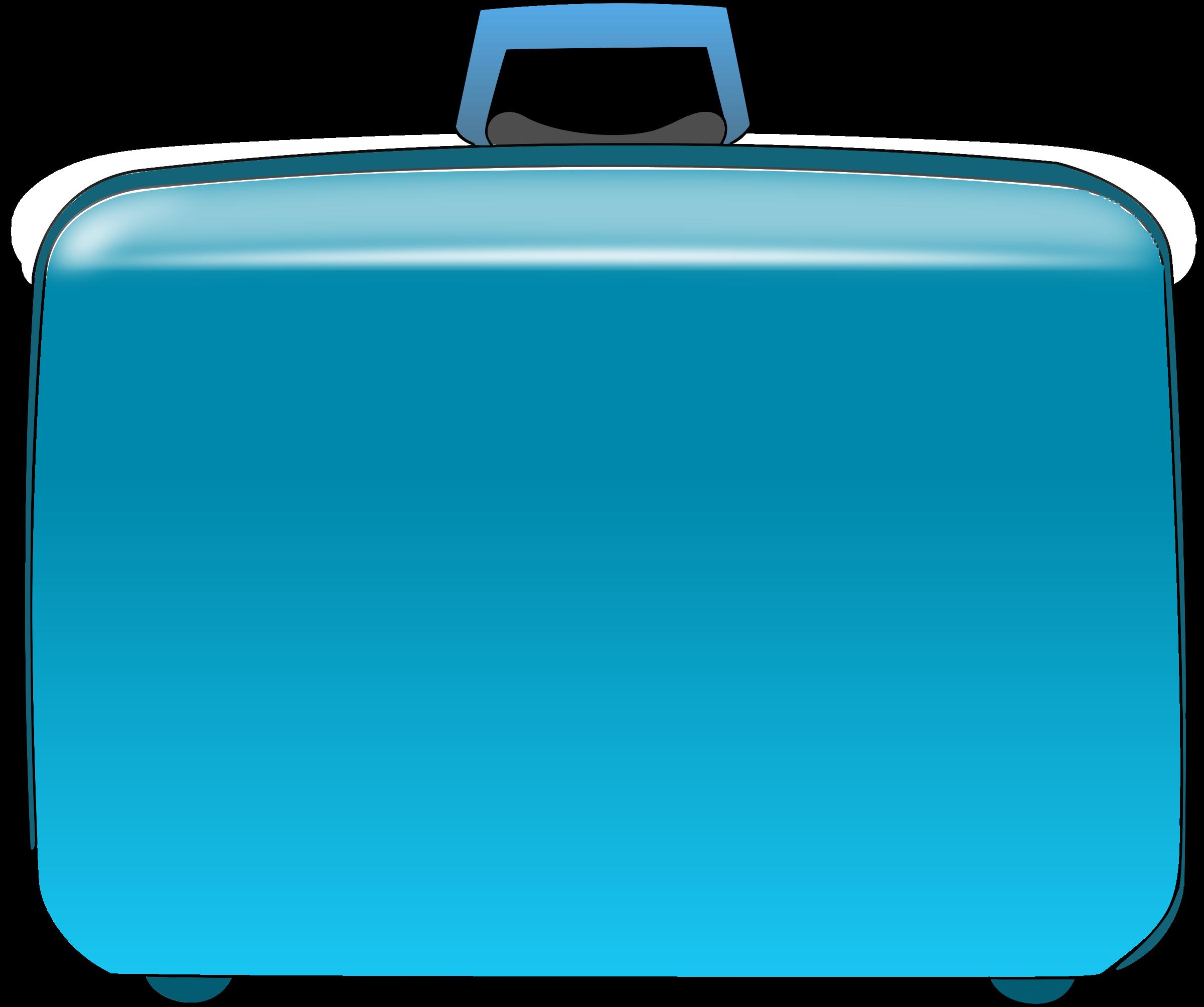 travel suitcase clip art