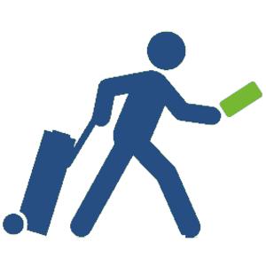 Travel clip art. Travel Icon