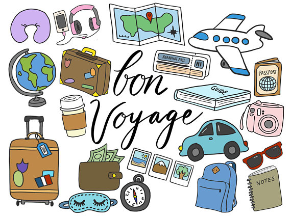 Travel Clipart-Clipartlook.co - Travel Clipart