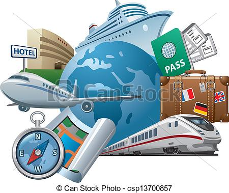 ... Travel Concept Icon - Travel And Tou-... Travel concept icon - Travel and tourism concept icon-14