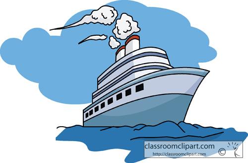 Travel Travel 08 Cruise Ship Classroom C-Travel Travel 08 Cruise Ship Classroom Clipart-17