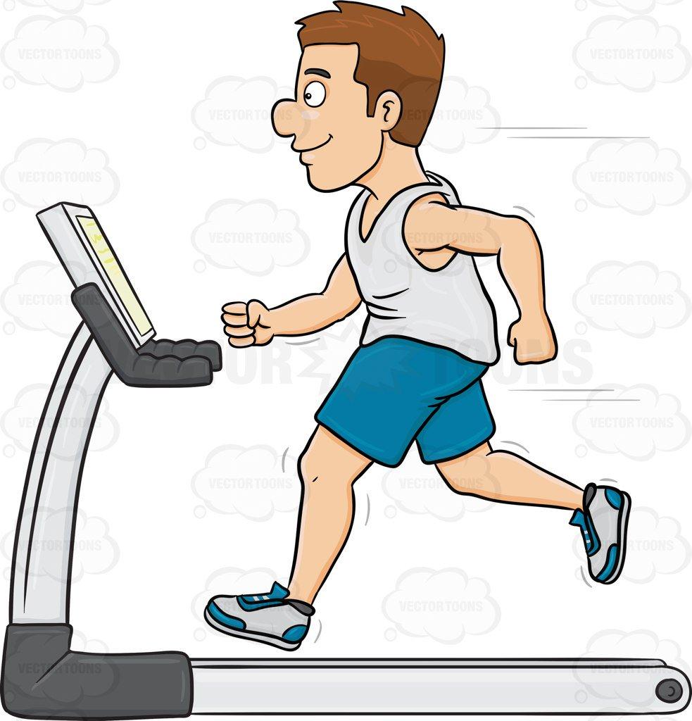A Man On A Treadmill-A Man On A Treadmill-7