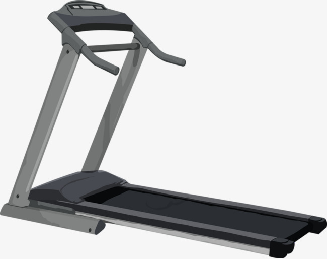 cartoon painted treadmill, Movement, Fam-cartoon painted treadmill, Movement, Family Expenses, Fitness Equipment PNG  Image and Clipart-18