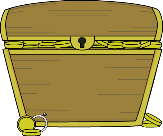 Treasure Chest Filled with .-Treasure Chest Filled with .-13