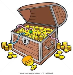 Treasure Clipart-Clipartlook.com-292