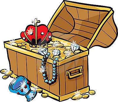 Treasure Clipart-Clipartlook.com-400