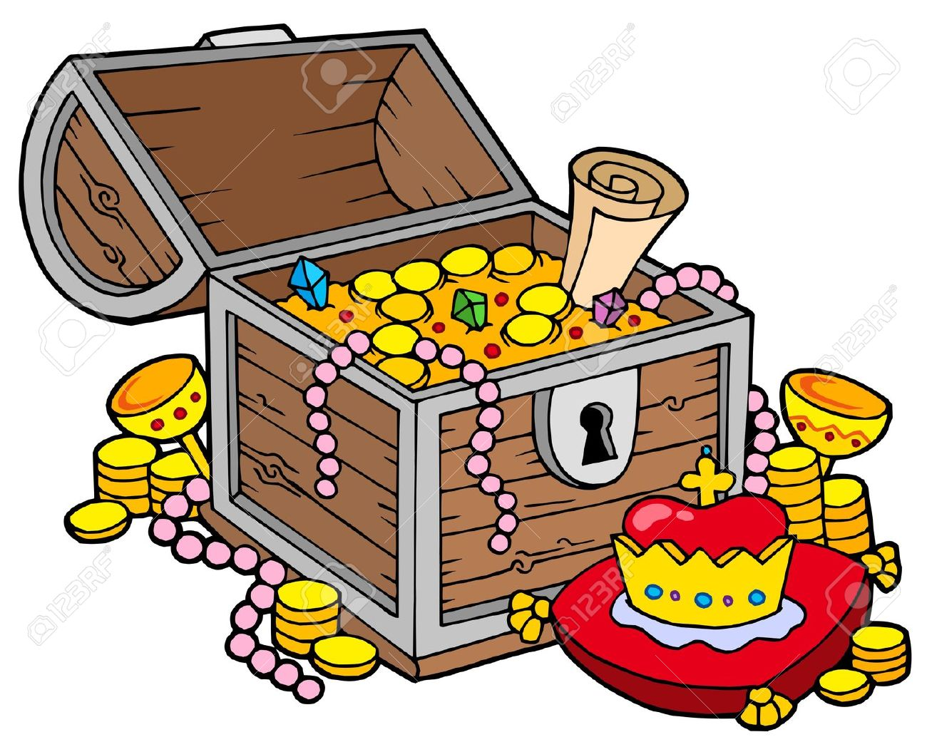 treasure clipart-treasure clipart-4