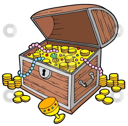 treasure clipart