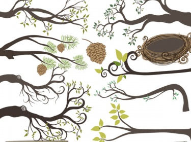 Tree Branch Clip Art-Tree Branch Clip Art-12