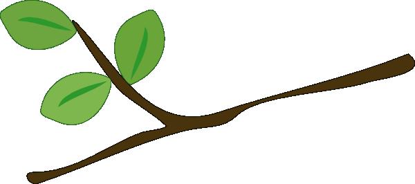 Tree Branch Clip Art Vector .-Tree Branch Clip Art Vector .-16