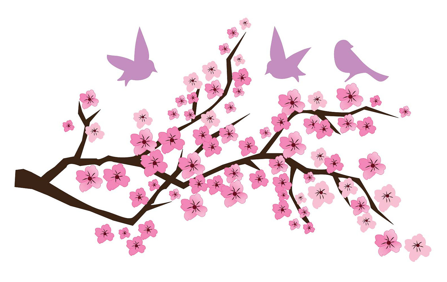 Tree branches, Clip art .-Tree branches, Clip art .-12