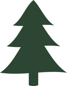 Tree Clip Art Snowy Pine Tree Clipart 2 -Tree clip art snowy pine tree clipart 2 clipartbold clipartcow-16